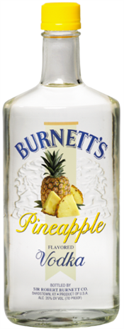 Burnett's Vodka Pineapple
